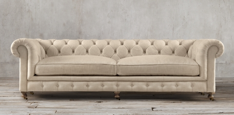 Kensington Upholstered Collection RH