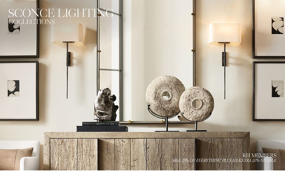 Shop Sconce Lighting Collections
