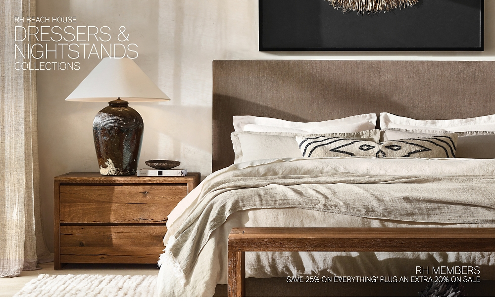 Dressers Nightstands Rh