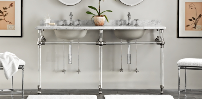 Bathroom Fixtures Restoration Hardware bath collections | rh