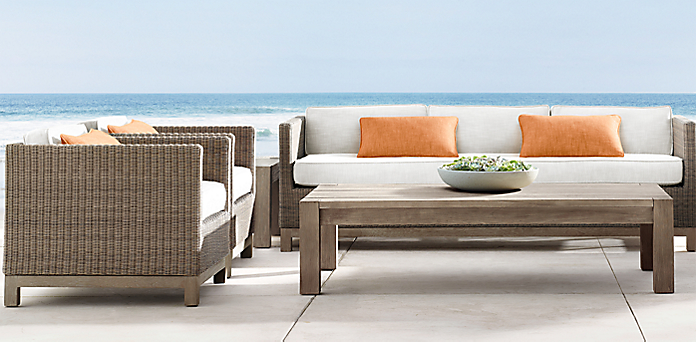 Malibu Collection RH - Malibu outdoor furniture