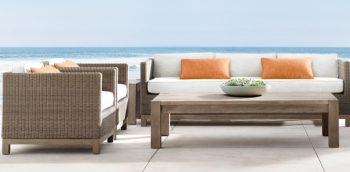 Malibu outdoor sectional sofa refil sofa for Malibu outdoor sectional sofa