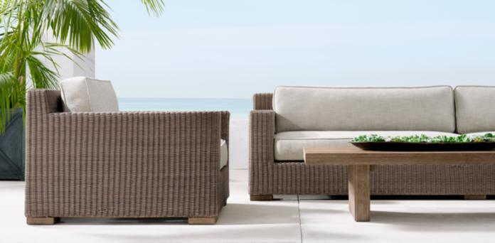 restoration hardware outdoor furniture Biscayne Collection | RH restoration hardware outdoor furniture