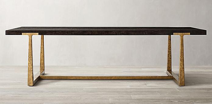 Astonishing Rectangular Table Collections Rh Interior Design Ideas Inesswwsoteloinfo