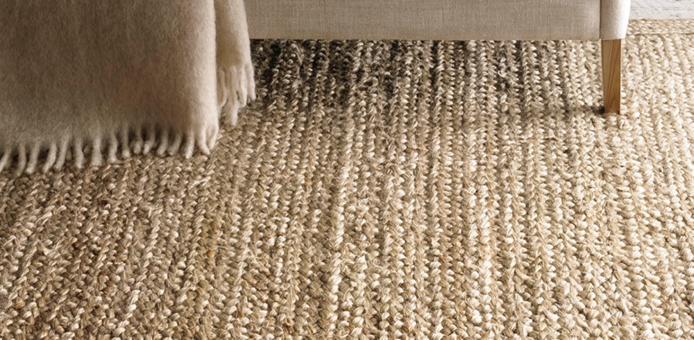 Chunky Braided Jute Rug Collection Rh
