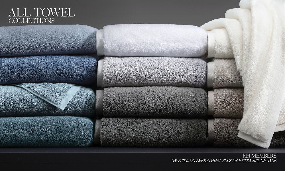 Shop All Bath Linen Collections