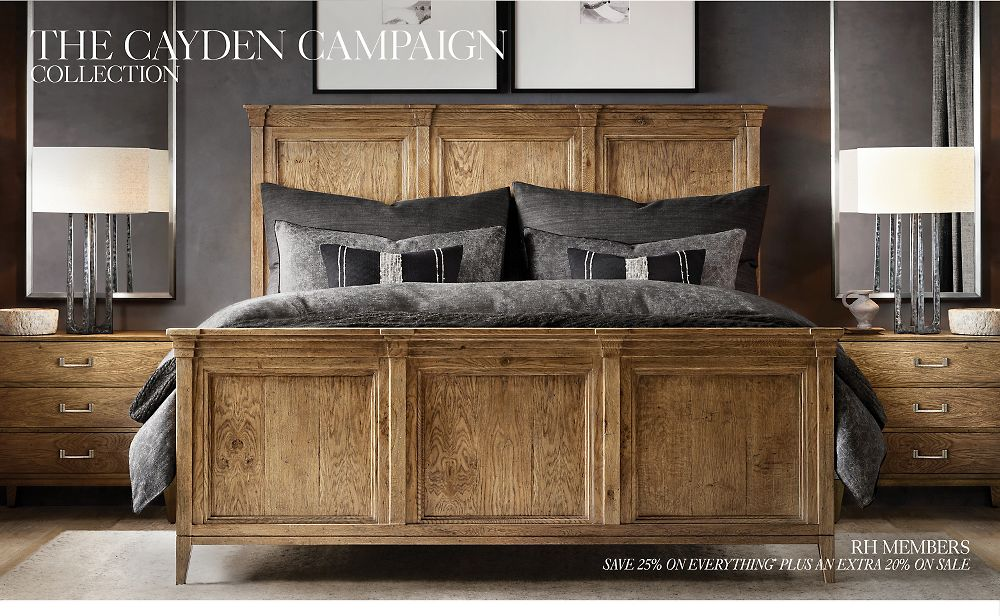 Shop The Cayden Campaign Collection