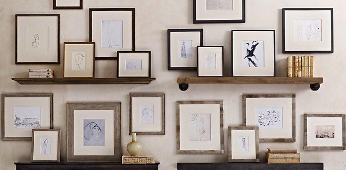 gallery frames rh
