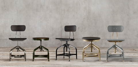 Superior 1940s Vintage Toledo Dining Collection