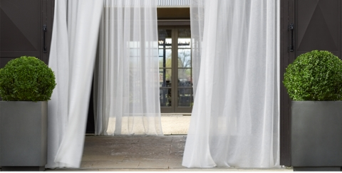 Wonderful Outdoor Sheer Outdoor FREE SHIPPING
