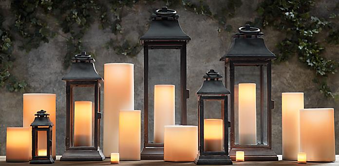 Lanterns Restoration Hardware