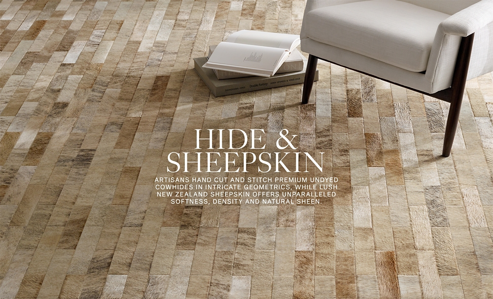 Shop Hide Rugs