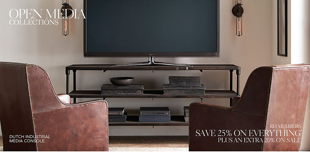 Shop Media Open Console Collections