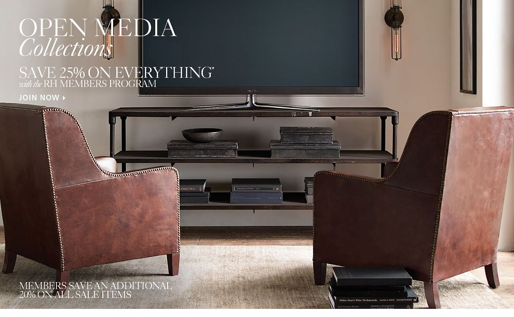 Media Open Console Collections