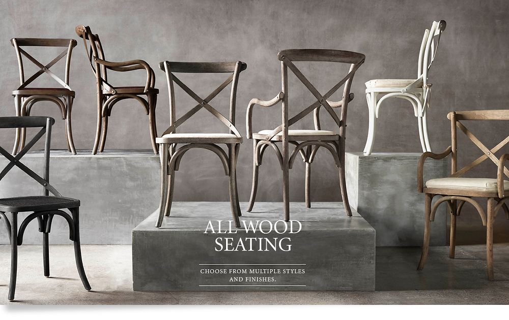 All Wood Seating