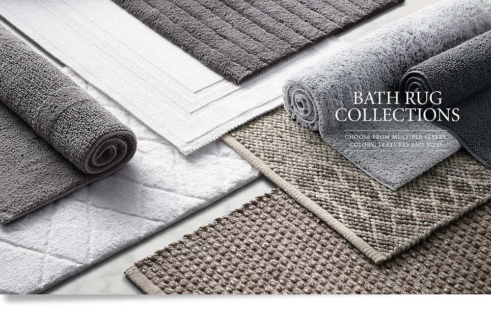 Bath Rug Collections