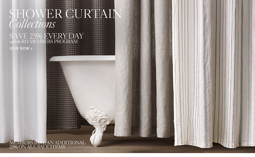 Shower Curtain Collections