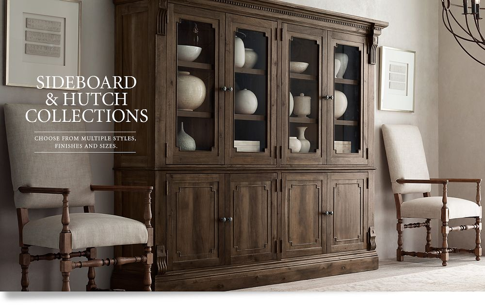 Sideboard and Hutch Collections