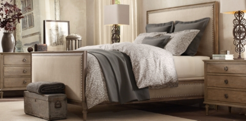 Restoration Hardware Bedrooms - Home Design Ideas and Pictures