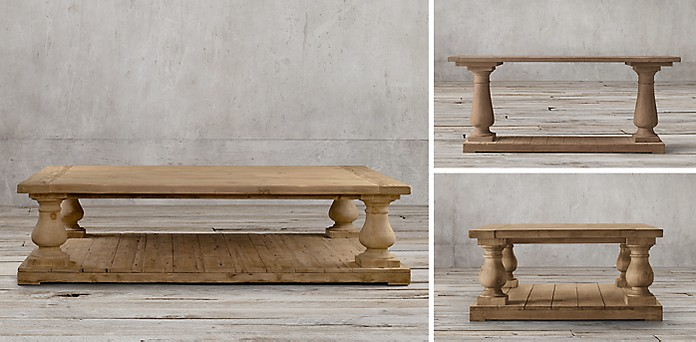 Balustrade Salvaged Wood Collection