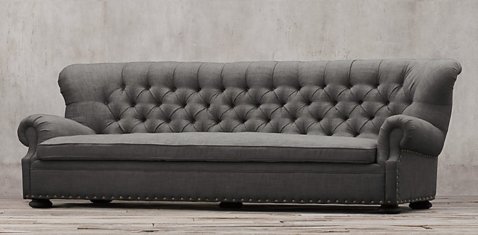 Sofa collections rh for Restoration hardware churchill sofa