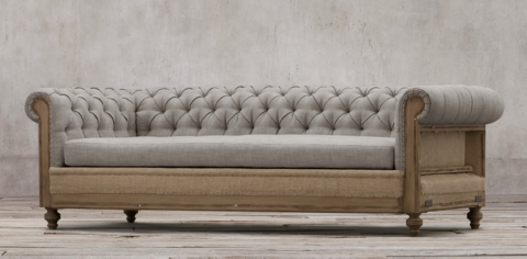 Deconstructed Chesterfield Collection