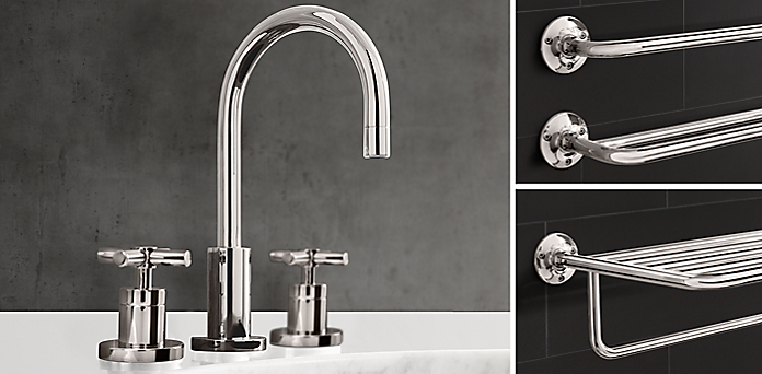 Faucets, Fittings & Hardware Collections   RH