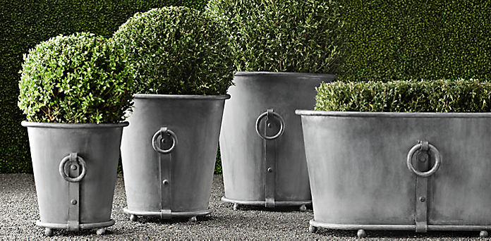 zinc planters restoration hardware with Collections on Galvanized Trough Planters Galvanized Tub Ideas Landscape Contemporary With Container Garden Galvanized Horse Trough Planter as well Diy Zinc Planter 1 html likewise Pharmacy Wall Mount Medicine Cabi as well Bar Sheds Diy Pinterest besides Index.