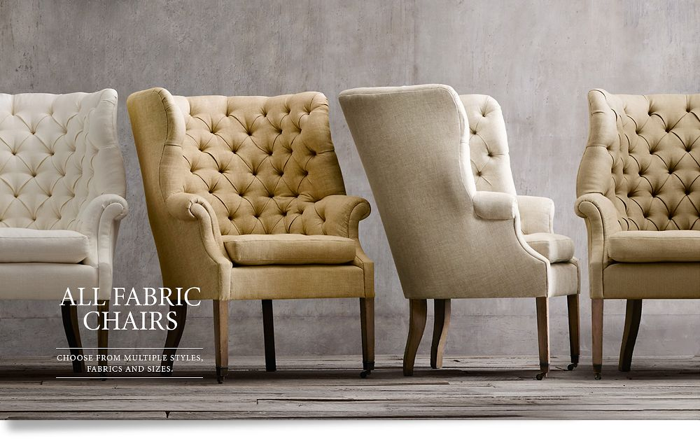 All Fabric Chairs