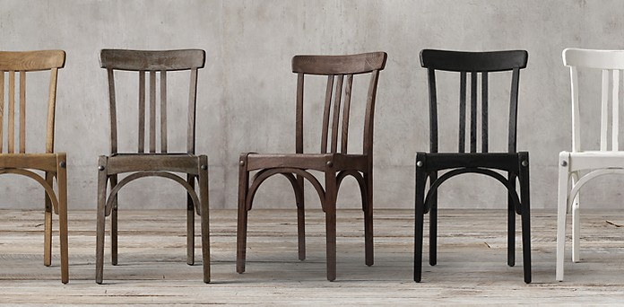 Wood, Metal & Woven Chair Collections | RH