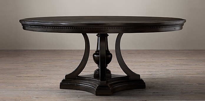 st james collection - Round Table Dining