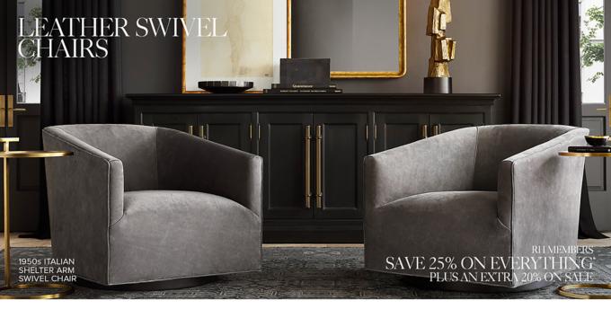 Shop Leather Swivels