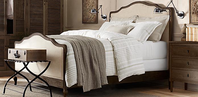 Lorraine Bed