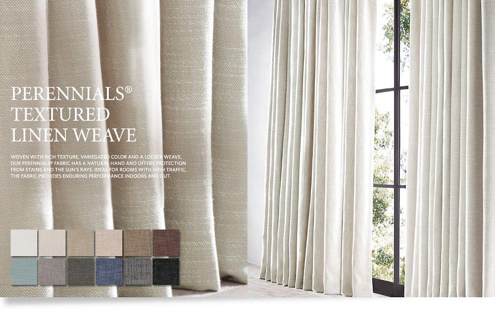 Perennials Textured Weave
