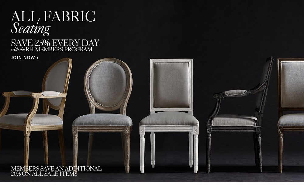 All Fabric Seating