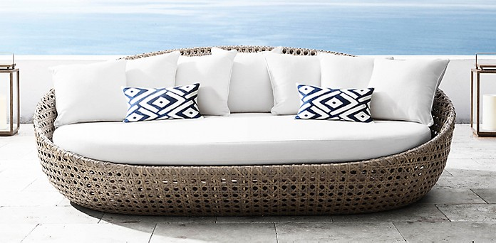 St. Martins Daybed - Daybeds RH