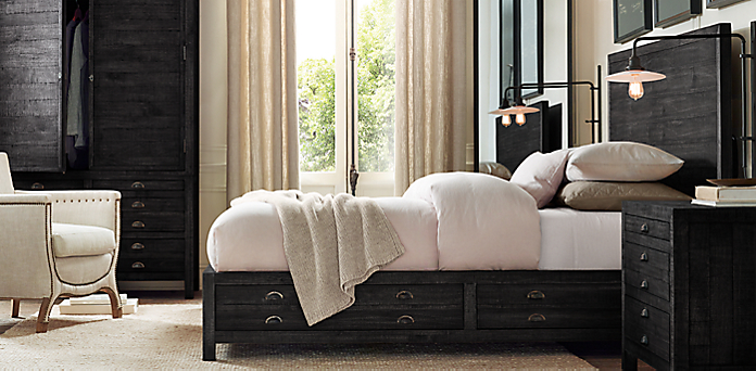 Bedroom Collections | RH