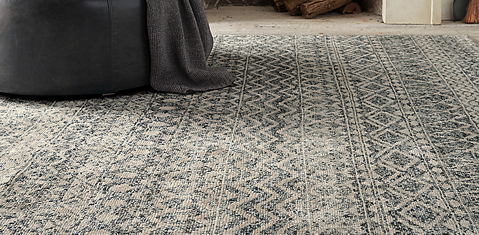 Gray Moroccan Rug Rugs Ideas