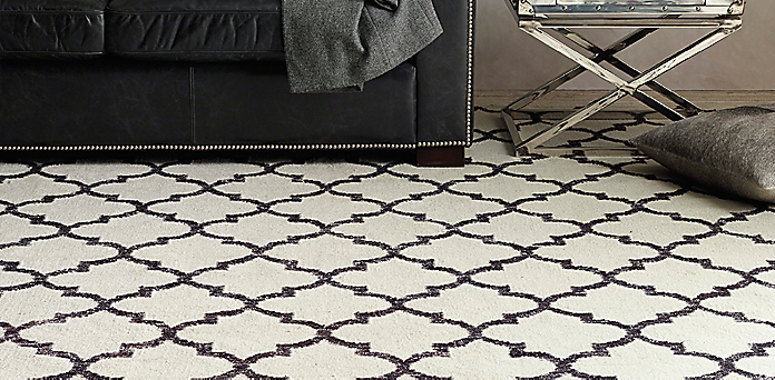 Moroccan Tile Flatweave Rug Collection Rh