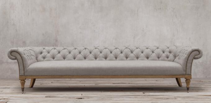 sofas starting at regular member