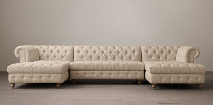 Restoration Hardware Sofa Bed Sectional Collections  Rh