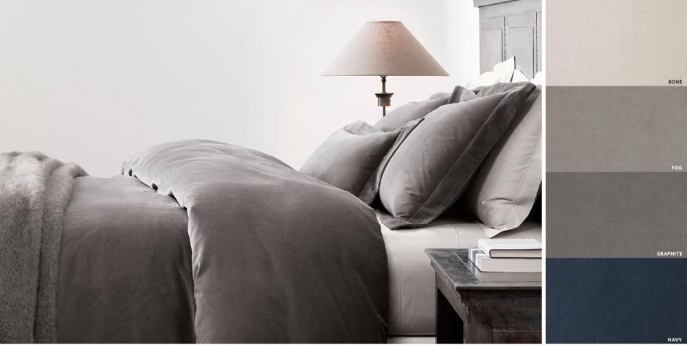 washed velvet bedding collection free shipping - Velvet Bedding