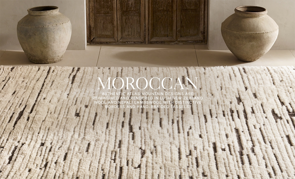 Shop Moroccan Rugs