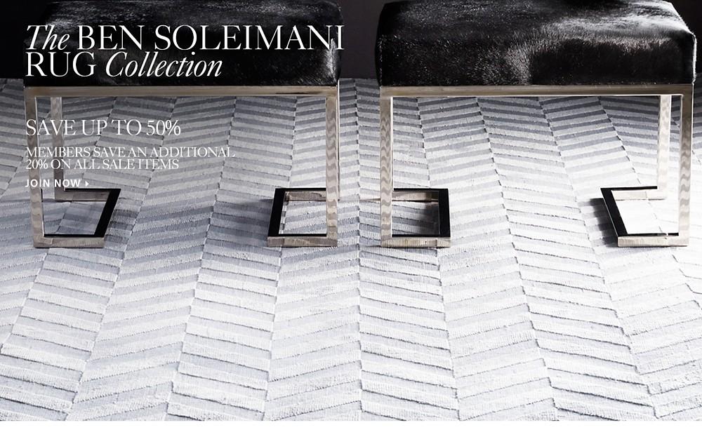 Rugs by Ben Soleimani
