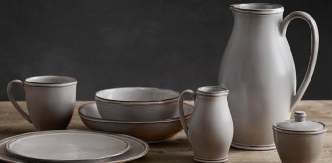 Introducing Portuguese Hand-Painted Dinnerware Collection & Portuguese Hand Painted Dinnerware White | RH