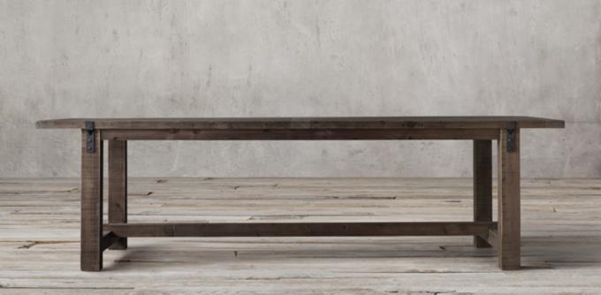 Reclaimed Wood U0026 Zinc Strap Collection