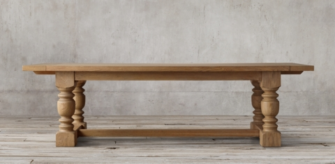 1930s French Farmhouse Collection Dry Oak Rh