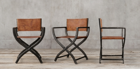 Exceptionnel 1970s Directoru0027s Chair Collection