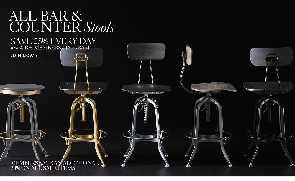 All Bar and Counter Stools