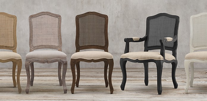 Fabric Chair Collections | RH